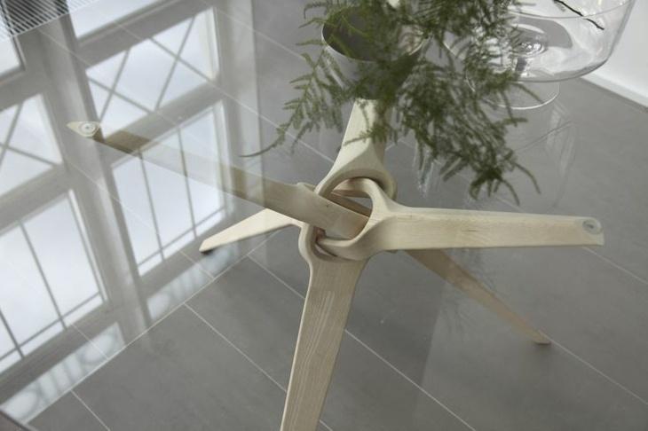 parada mesa alineacion compuesta formas flores