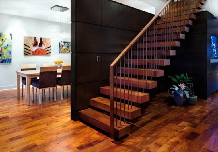 Revestimiento de paredes interiores con madera 34 ideas Revestimiento de madera para muros interiores