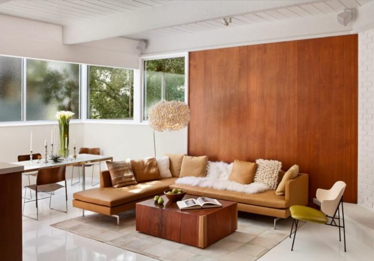 paredes salones interiores diseño