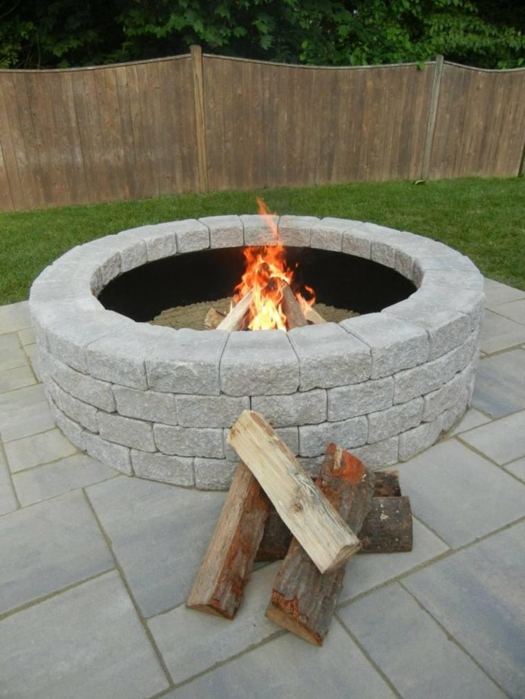 Pozo De Fuego En El Jard 237 N Consejos Para Su Construcci 243 N