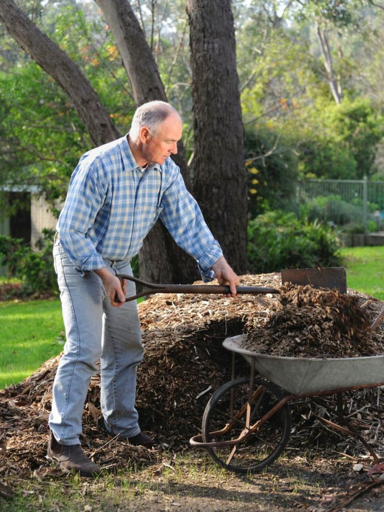 preparar suelo tierra jardin