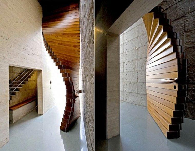 Puertas De Entrada De Diseno Moderno Rivas Sanchez Carpinteros