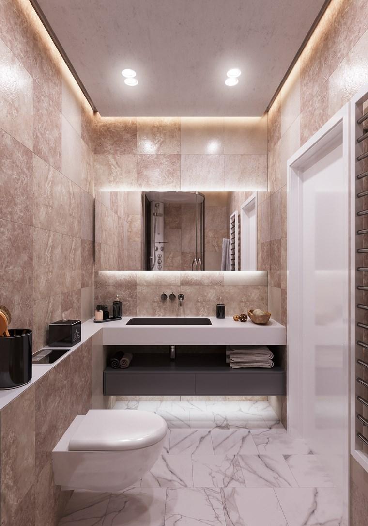 Reformar Un Baño Pequeno:Reformar baño e iluminarlo correctamente -
