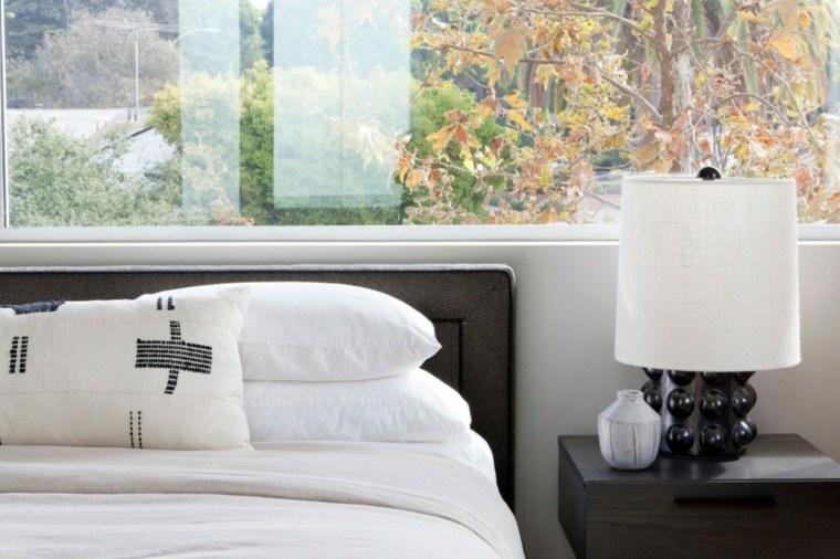 residencia moderna dormitorio mesista noche ideas