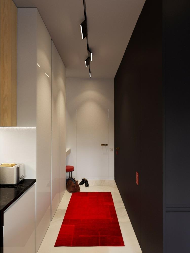 rojo alfombra especiales materiales listones