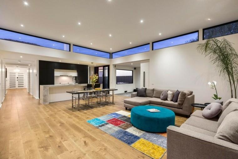 salon diseno moderno Christopher Megowan Design ideas