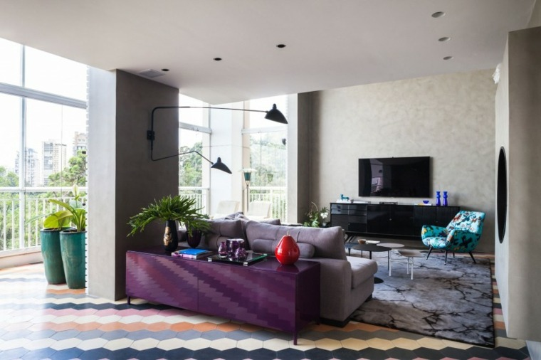 salon diseno moderno Fabio Galeazzo Design ideas