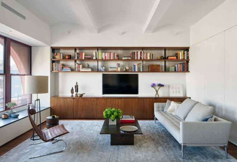 salon diseno moderno Gluckman Tang Architects ideas