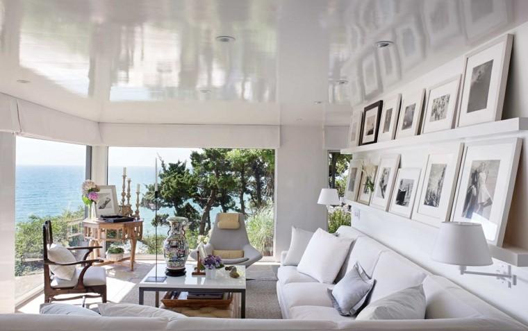 salon diseno moderno Vicente Wolf Matthew Yee ideas