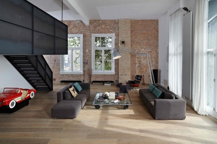 salon diseno moderno Witteveen Architects ideas