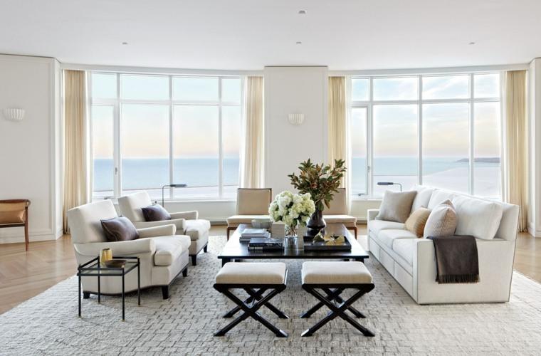 salon disenomoderno salón diseñado ideas Victoria Hagan Interiors