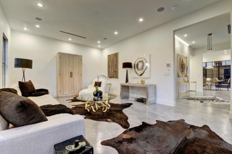 salon diseno moderno salon espacioso elegante ideas
