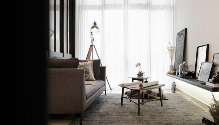 Decoraci n vintage para cualquier habitaci n del hogar - Salon estilo vintage ...