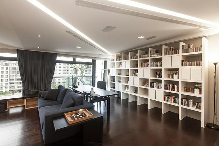 salon moderno estilo elegante mueble