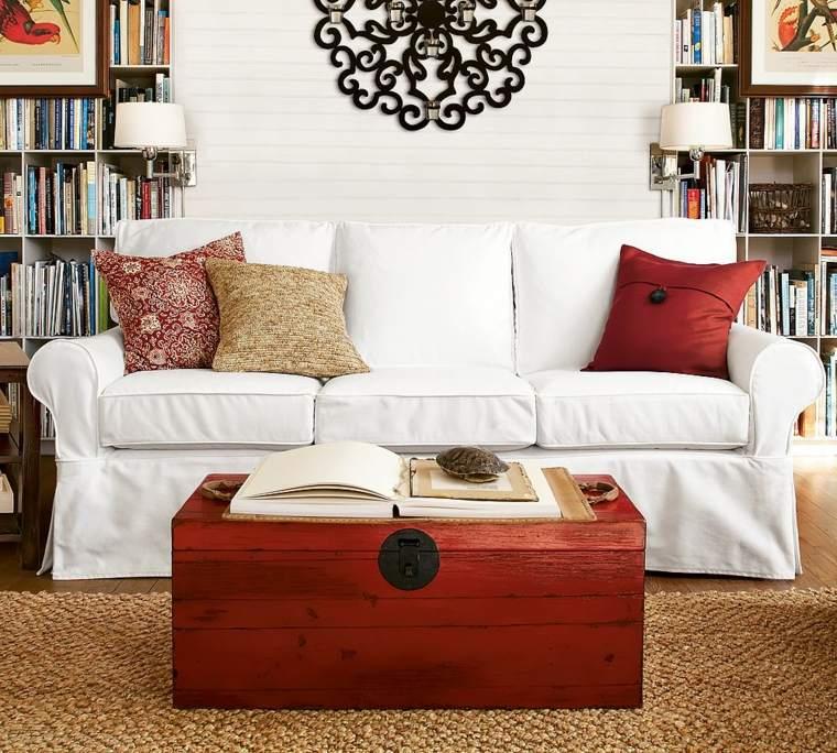 salones con encanto decoracion muebles salon ideas