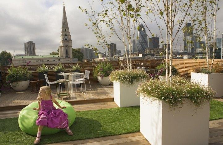terrazas azotea juegos mobiliario especiales