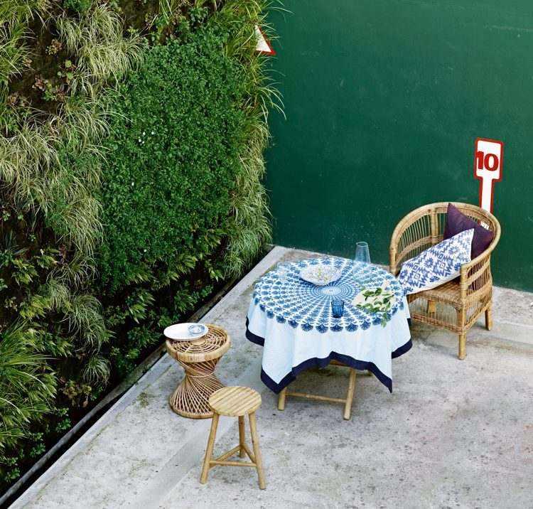terrazas con encanto ideas soluciones paredes