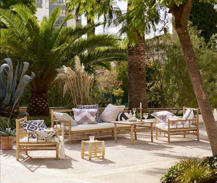 terrazas con encanto mobiliario funcional efectos