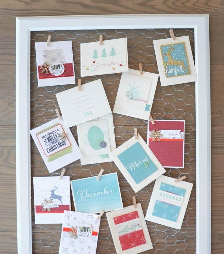 trabajos manuales proyectos DIY tablon para notas ideas