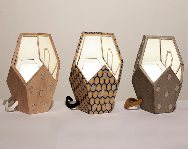 originales acabados diferentes lámparas