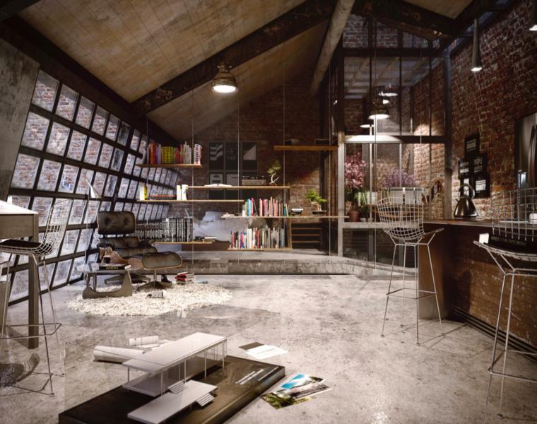 Lofts de diseño - recorre los 42 interiores más ...