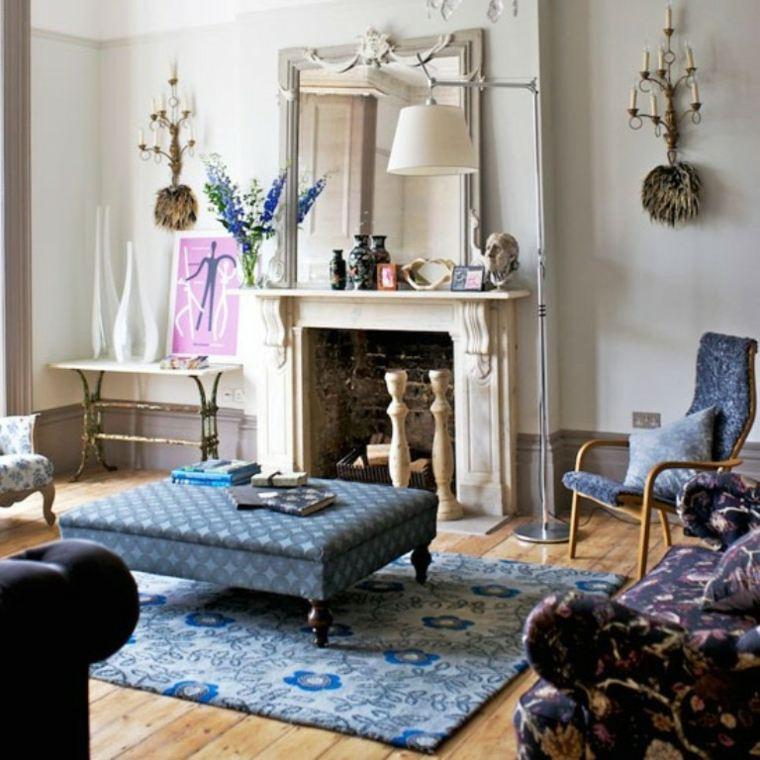 Decoracion interiores salones for Decoracion de interiores ideas