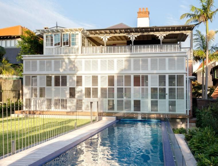 Luigi Rosselli Architects diseno casa Sydney ideas