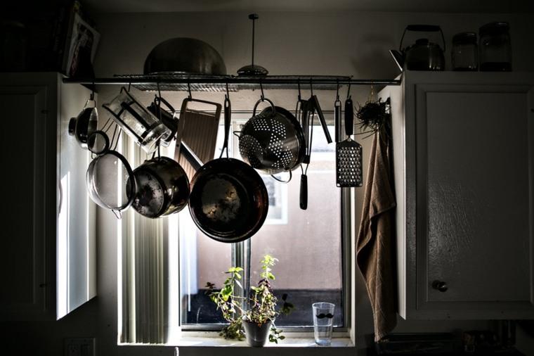 ahorrar espacio trucos cocina