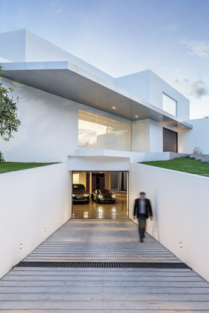 amplios espacios portadas casas vista