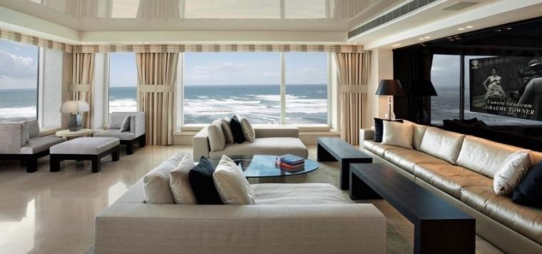 aparatamento lujoso diseno urbano playa ideas