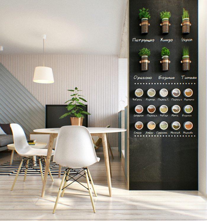 apartamento distribucion ideas comedores plantas