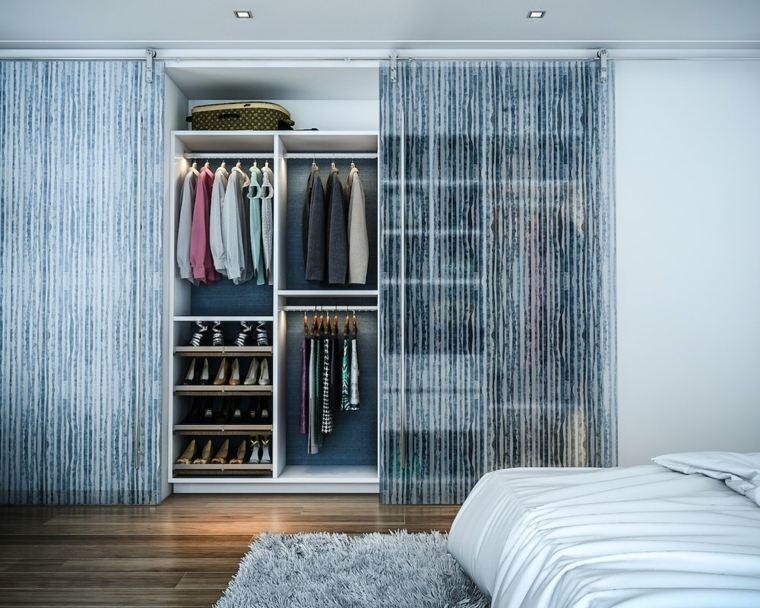 Armarios roperos y vestidores en el tico for Diseno de armarios online