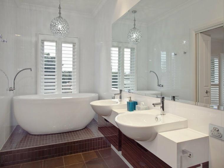bañera elementos creativos soluciones estilos