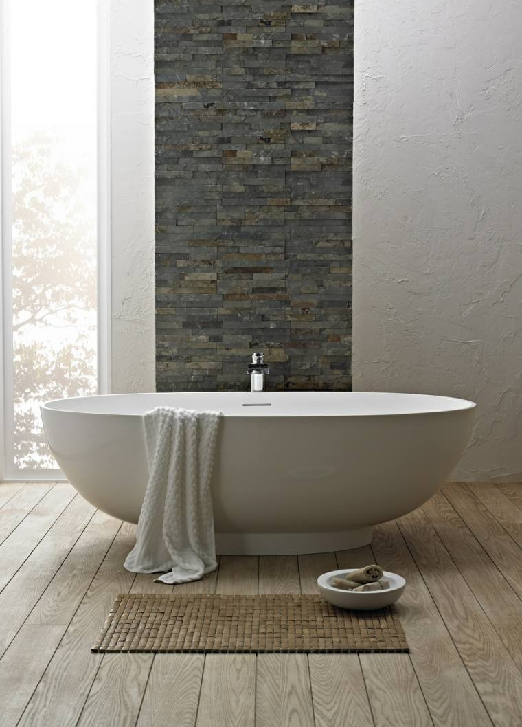 bañera especiales colores rocas rocas