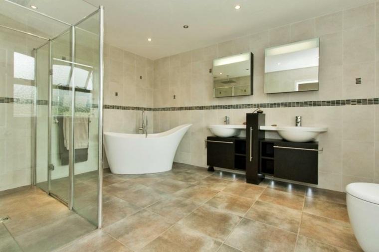 bañera suelos blanco muebles respaldo