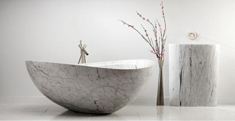 bañeras diseño especial confeccion rocas ramas