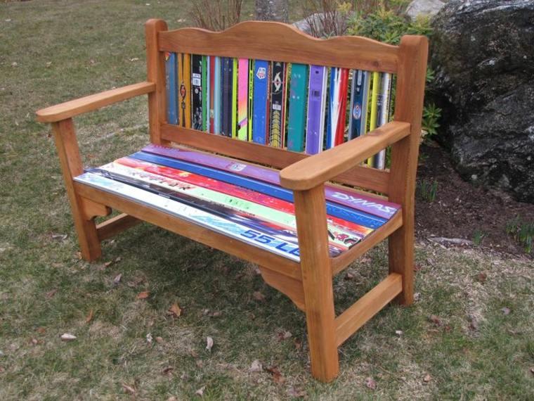 Muebles jardin DIY - construye tu propio mobiliario moderno -