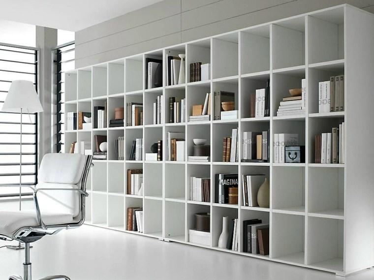 Estanterias para librerias stunning librera en esquina y - Estanterias en esquina ...