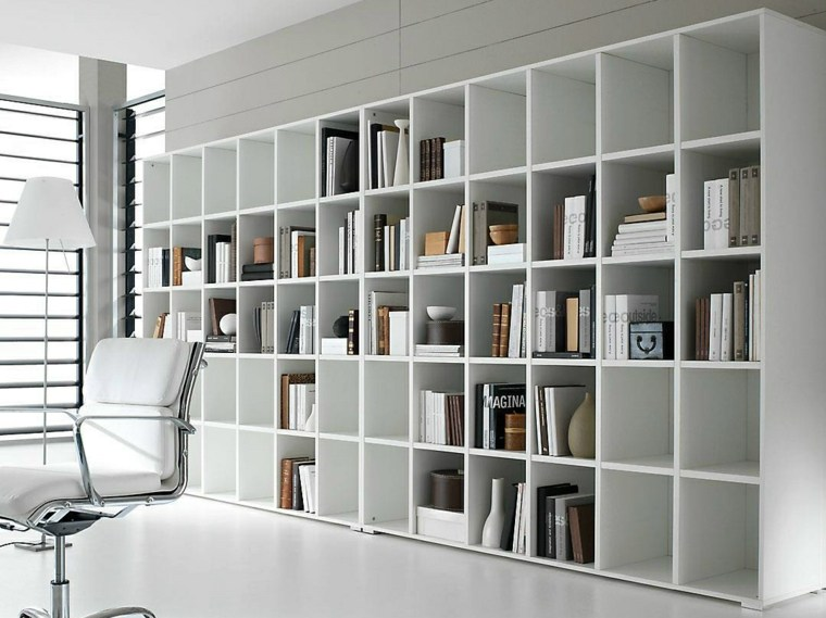 Bibliotecas librer as y maneras de aprovecharlas - Estanterias para librerias ...