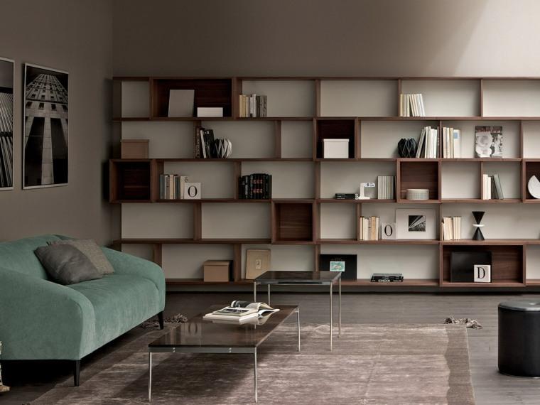 bibliotecas librerias disenos modernos Alberto Stella ideas