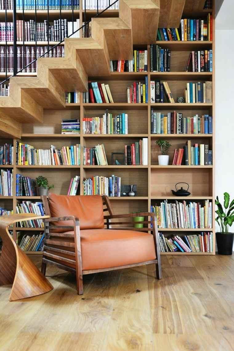 Bibliotecas librer as y maneras de aprovecharlas - Libreria de madera ...