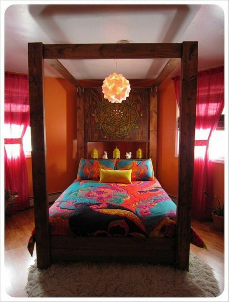 Ideas para decorar habitacion los colores y estilos de - Doseles de cama ...