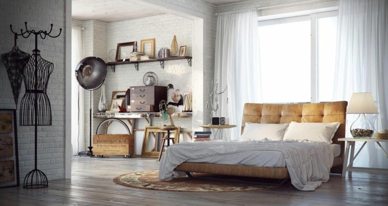 bonita decoracin cama moderna
