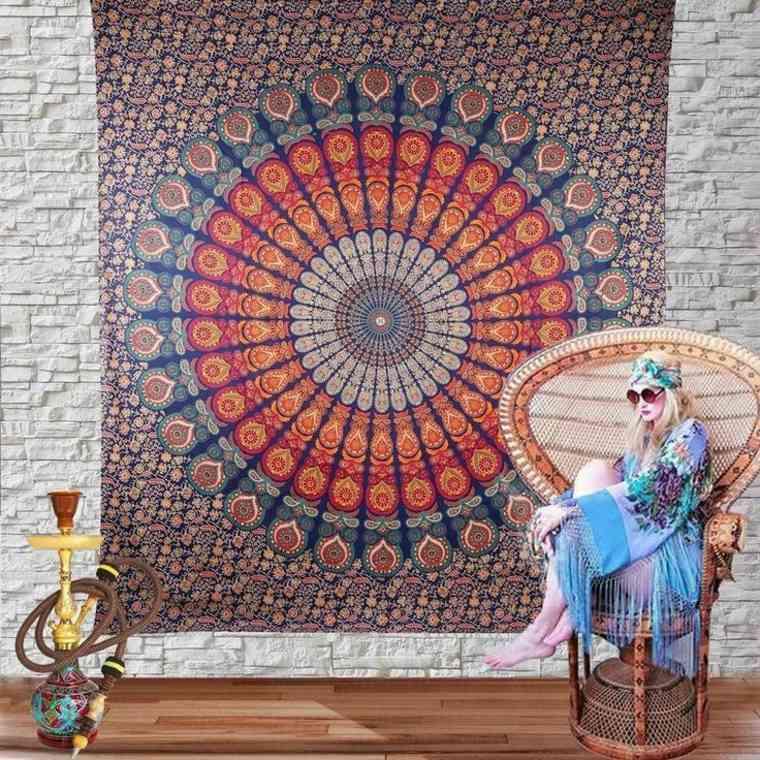 tapiz mandala
