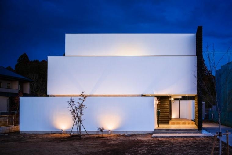 casas de lujo techos planos disenada Kichi Architectural Design ideas