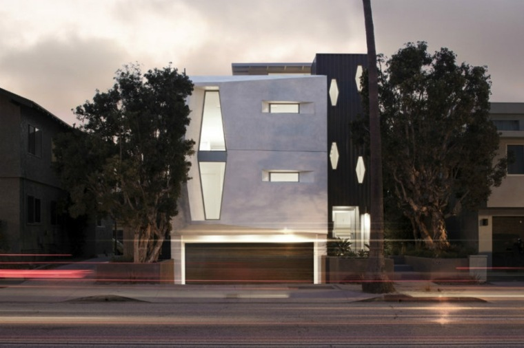 casas lujo techos planos disenada Patrick Tighe Architecture ideas