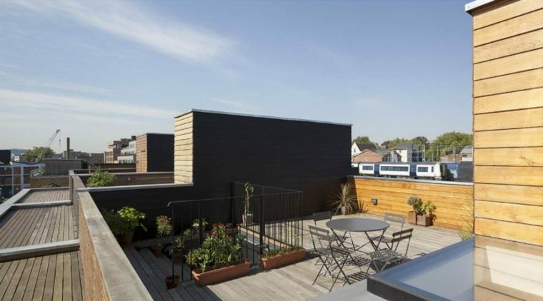 casas lujo techos planos disenada scenario ideas