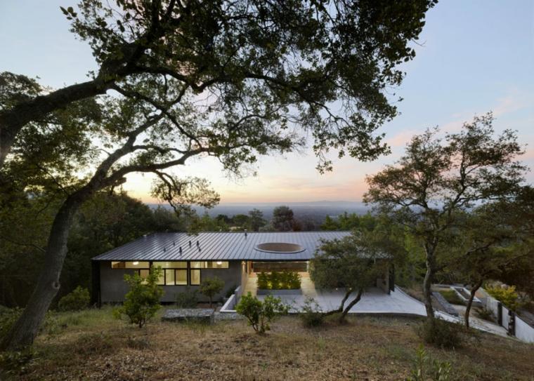 casas lujo techos planos disenada Schwartz and Architecture ideas