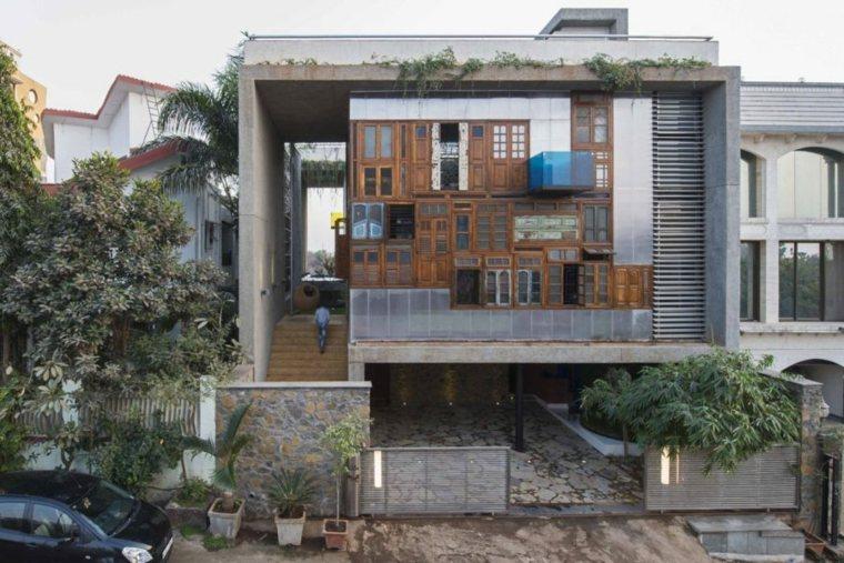 casas lujo techos planos disenada SPS Architects ideas