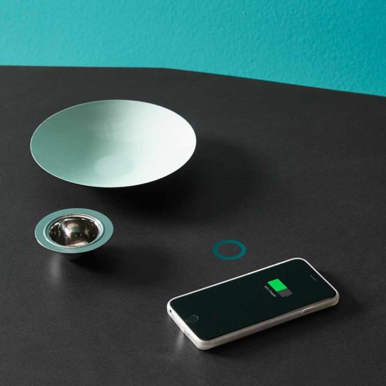 cocina moderna efectos telefonos materiales carga